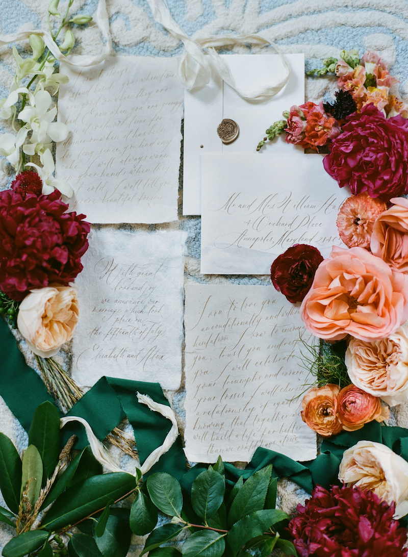 elopement invitation