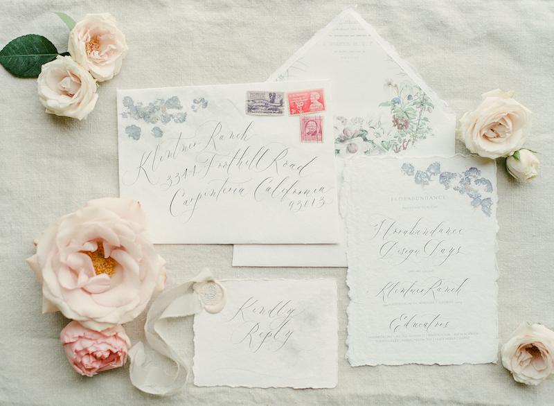 Florabundance invite